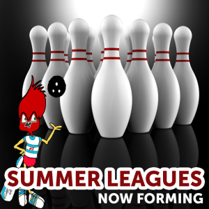 Summer Leagues at Cardinal Shipyard